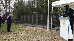 Cérémonie départementale d'hommage aux morts pour la France lors de la guerre d'Algérie et des combats du Maroc et de la Tunisie