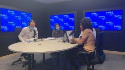 Invité de la matinale de Radio J avec Christophe Dard