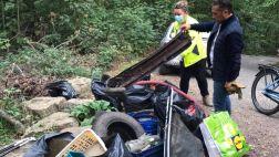 Journée mondiale du nettoyage à Soisy-sous-Montmorency